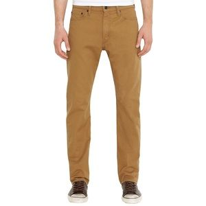 Levi's 513 slim straight pants